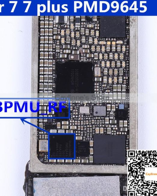 IC PMU QUALCOM IPHONE 7 Y 7 PLUS